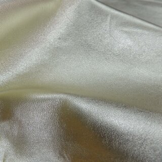 Lamm Nappa Metallic Gold